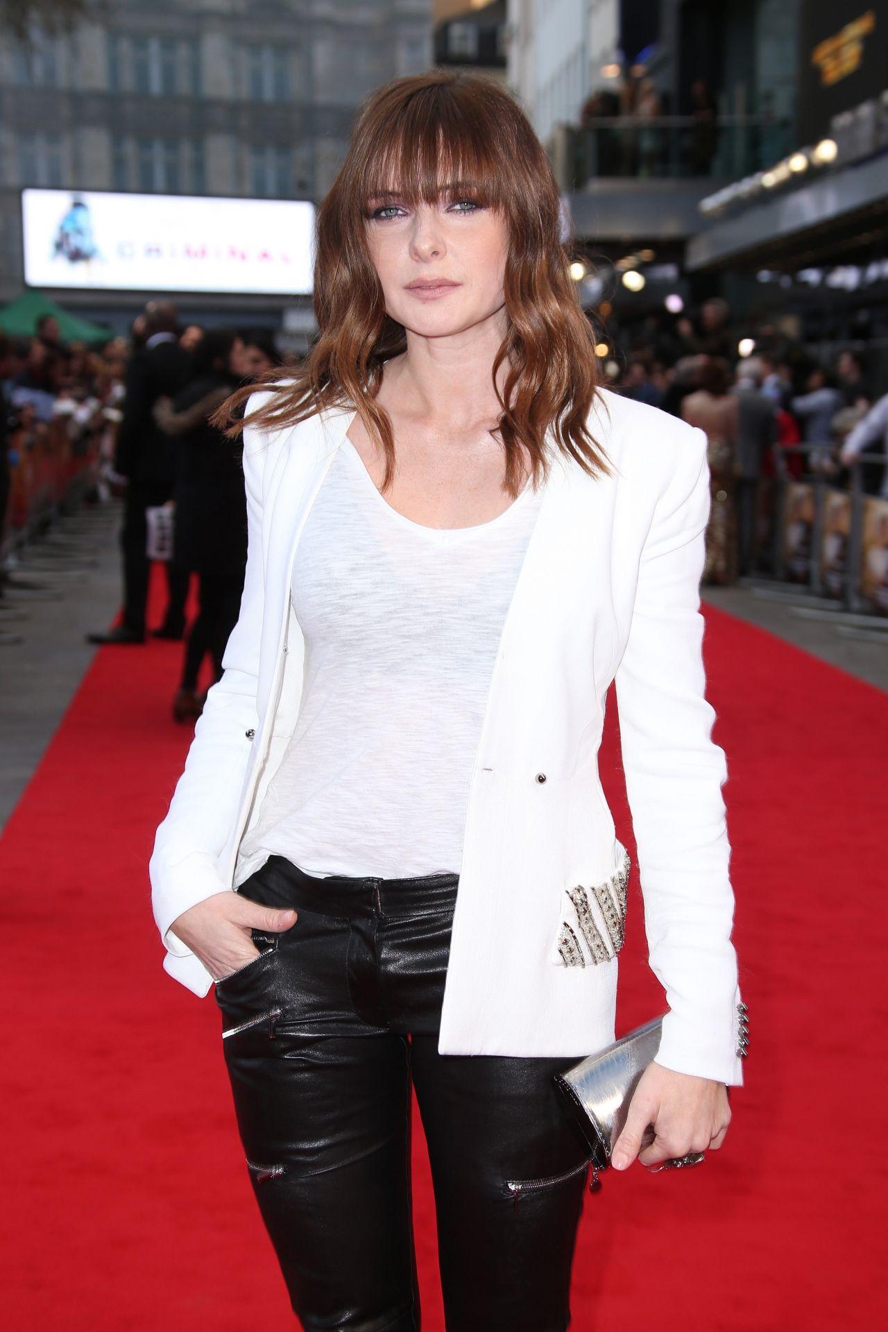 Rebecca Ferguson  Florence Foster Jenkins UK Film Premiere in London