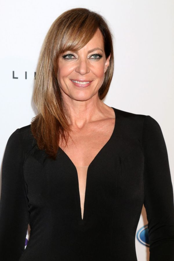 Allison Janney Gracie Awards Gala Beverly Wilshire