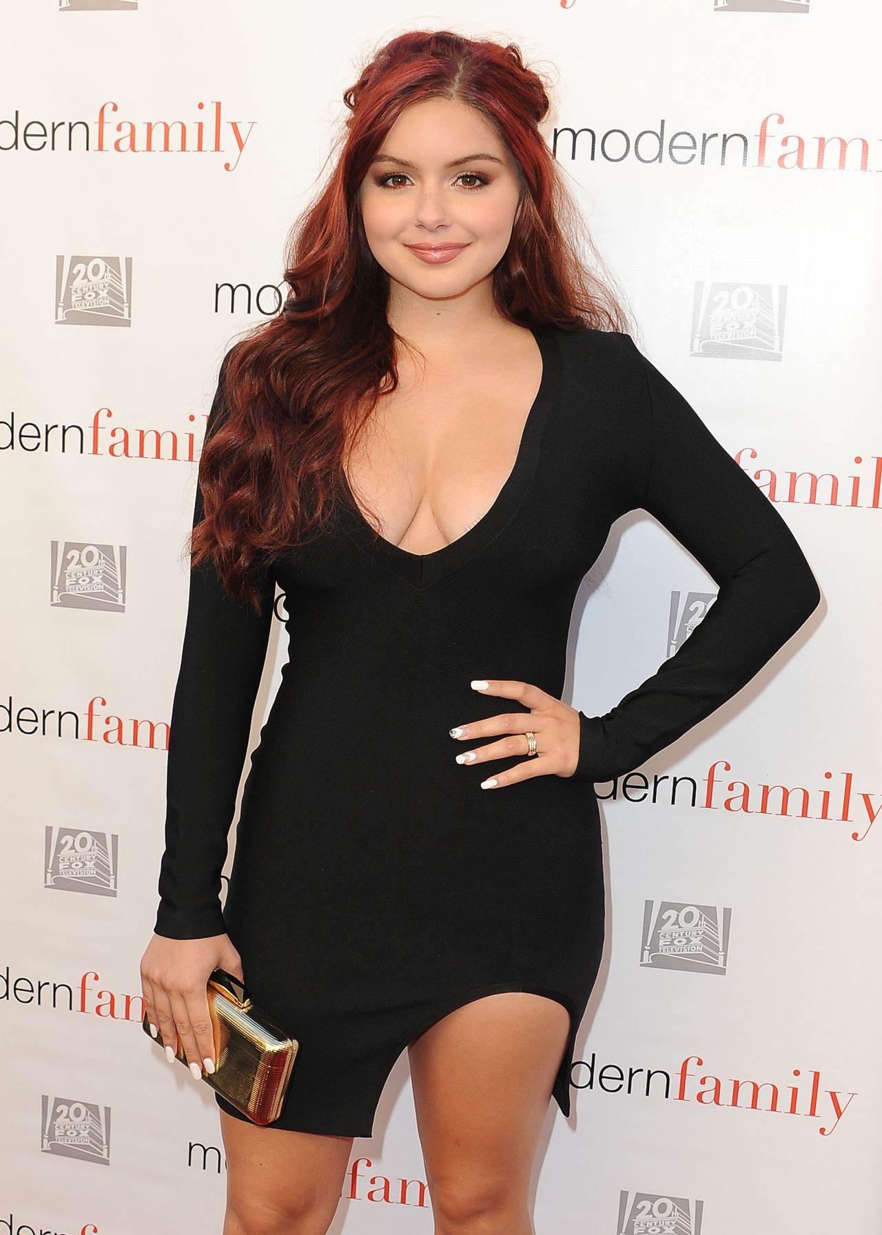 Ariel Winter  ABCs Modern Family ATAS Emmy Event in Los Angeles 522016