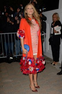 Blake Lively - Vanity Fair Chanel Dinner Cannes Film
