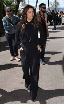 Eva Longoria Martinez Hotel - Cannes Film Festival 5 12