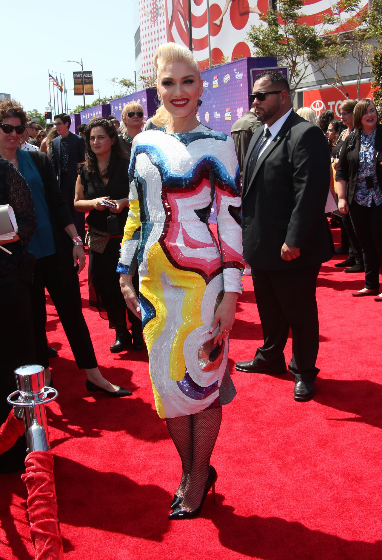 Gwen Stefani  2016 Radio Disney Music Awards at Microsoft Theater in Hollywood