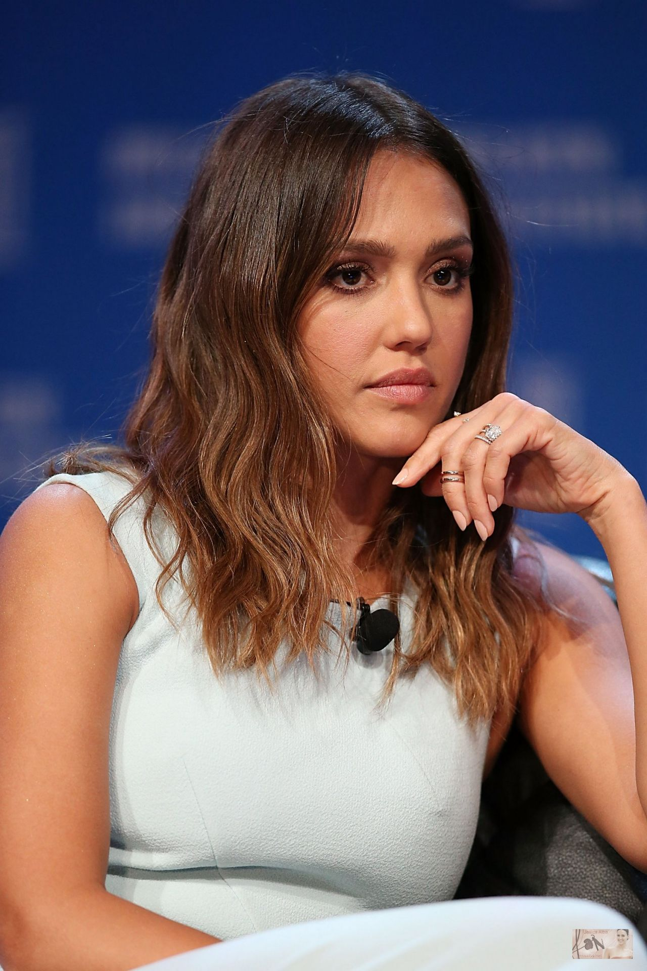 Jessica Alba 2016 Milken Institute Global Conference In