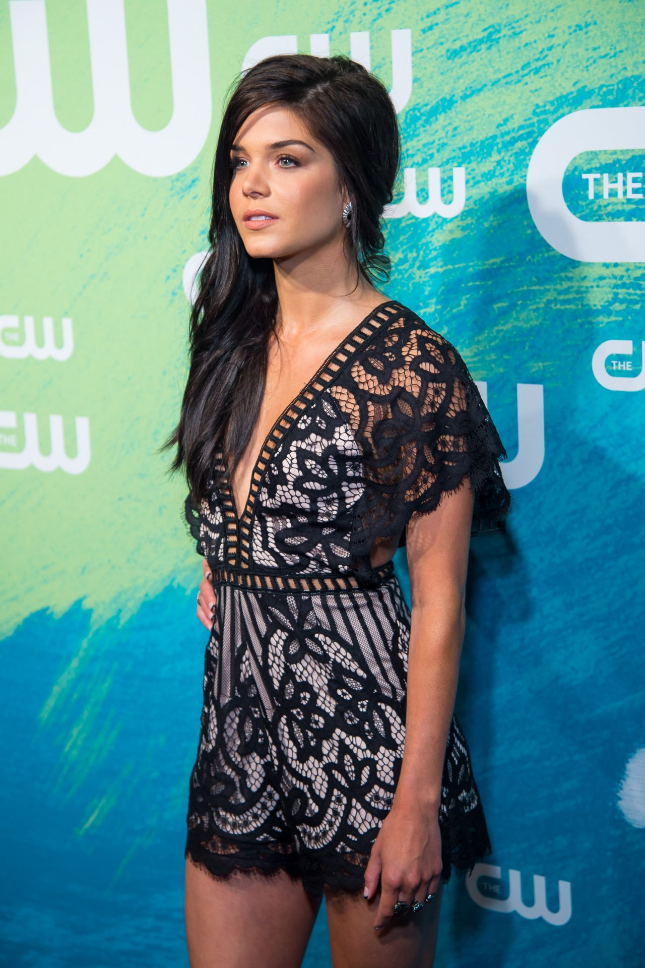 Marie Avgeropoulos The CW Upfronts Presentation 2016 In
