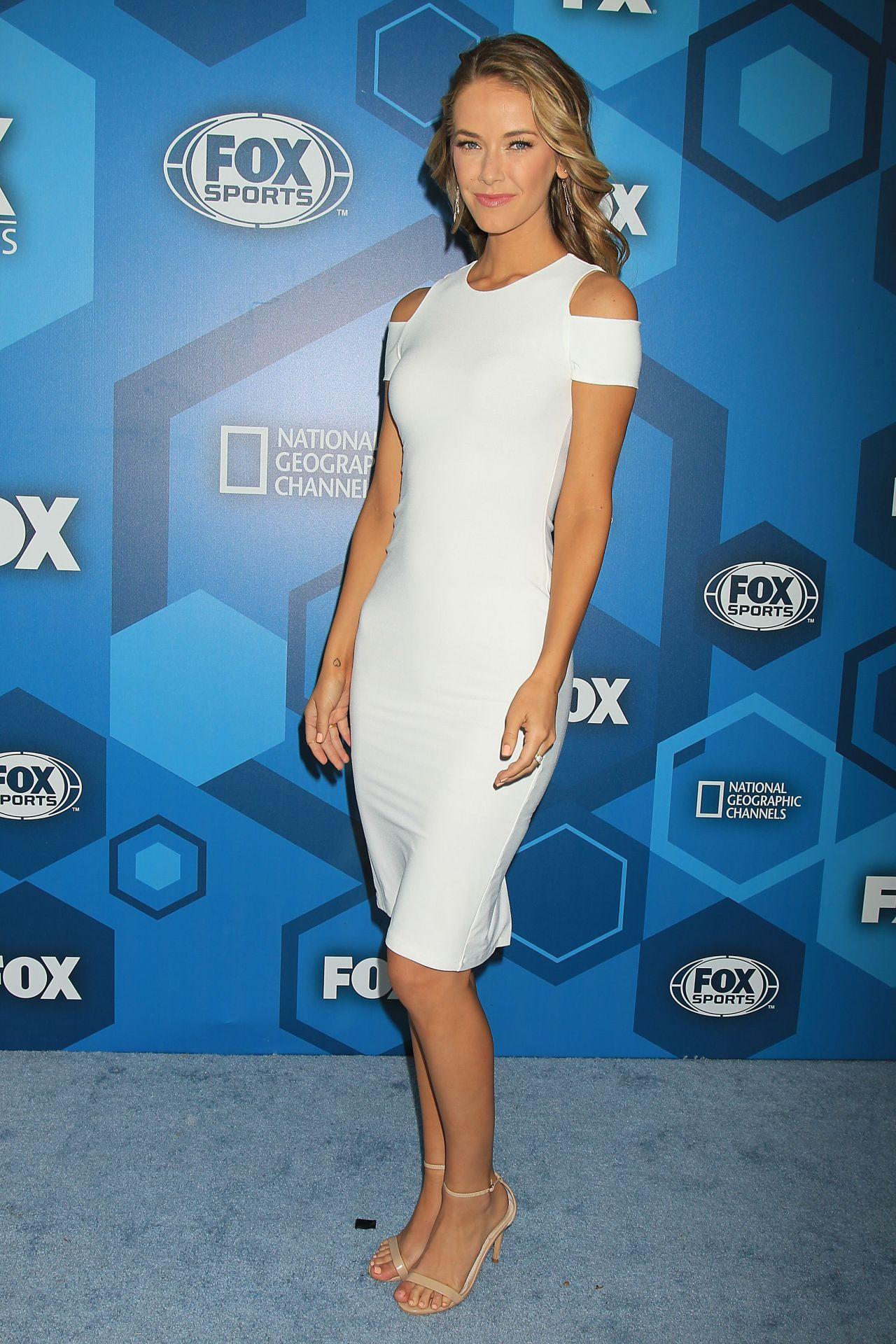 Olivia Jordan  Fox Network 2016 Upfront Presentation in