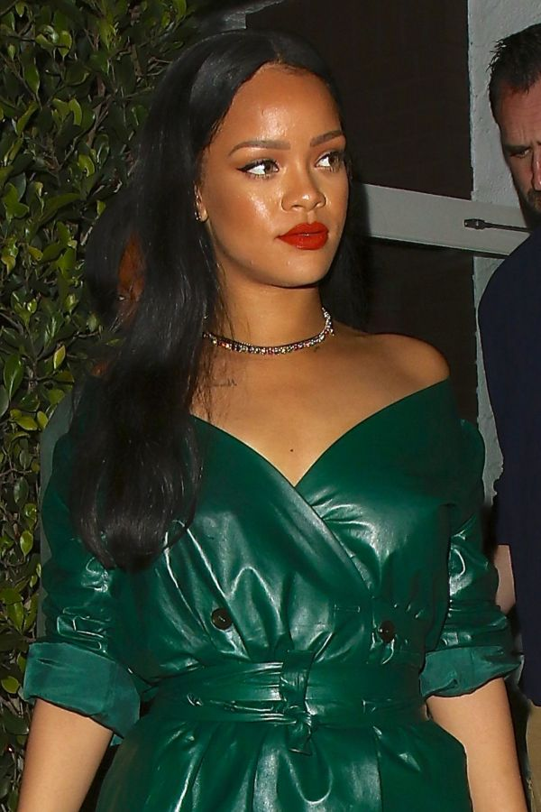 Rihanna Latest - Celebmafia