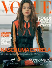 Selena Gomez Vogue Magazine Cover