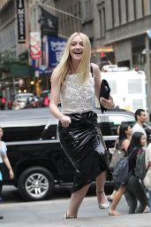 Dakota Fanning – Chanel Fine Jewelry Dinner in New York City, NY 6/2/2016