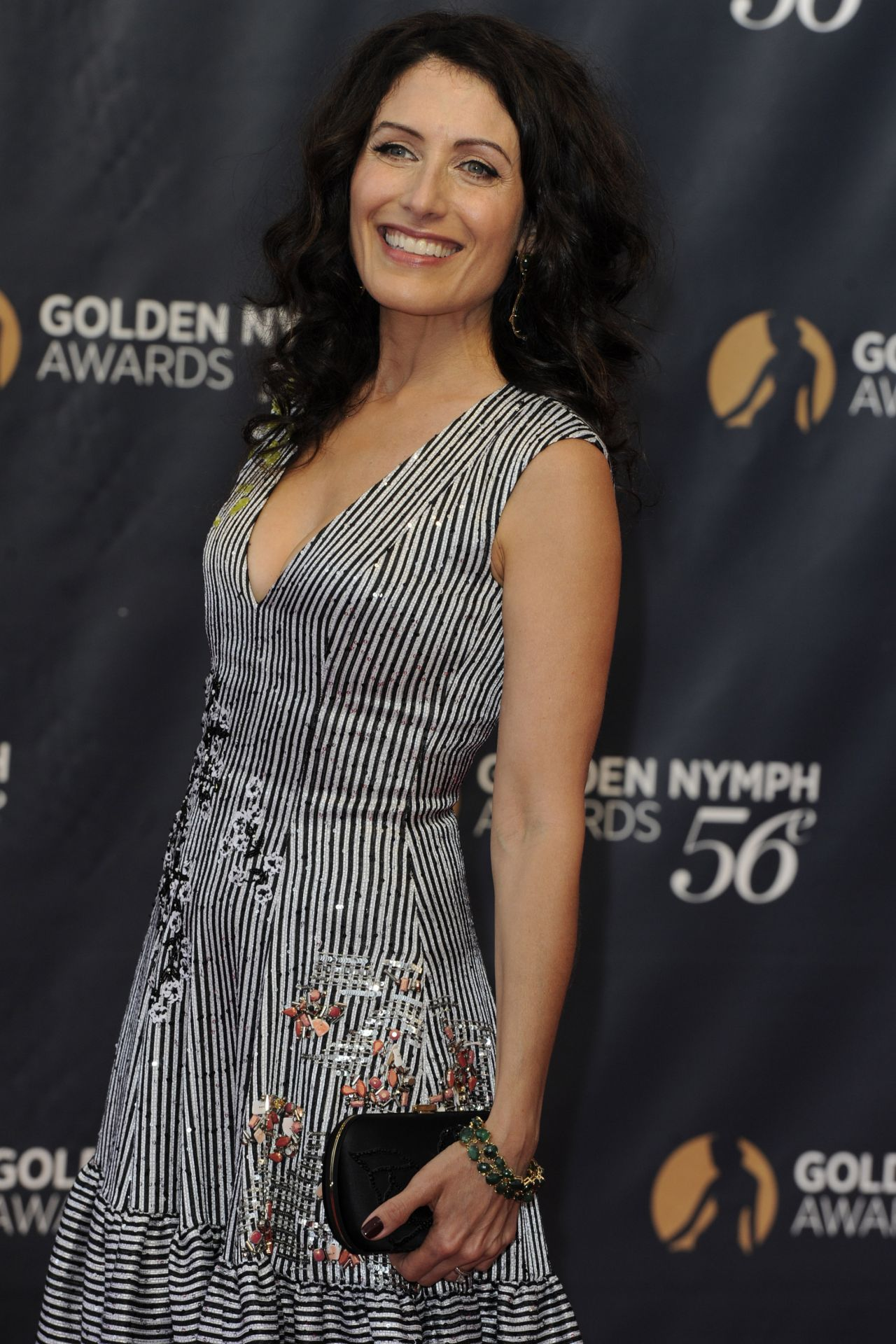 Lisa Edelstein  2016 Monte Carlo Television Festival