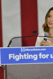 Sophia Bush - The Women for Hillary Organizing Event in Los Angeles 6/3/2016