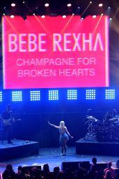 Bebe Rexha Performs at a MTV Pre VMA Concert in New York 8/27/2016
