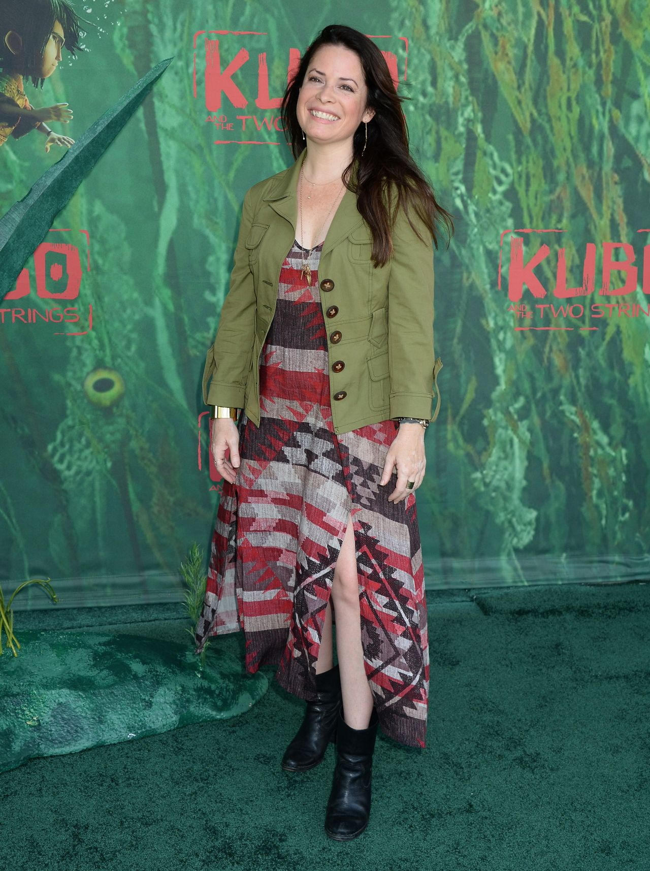 Holly Marie Combs  Kubo And The Two Strings Premiere in Universal City 8142016