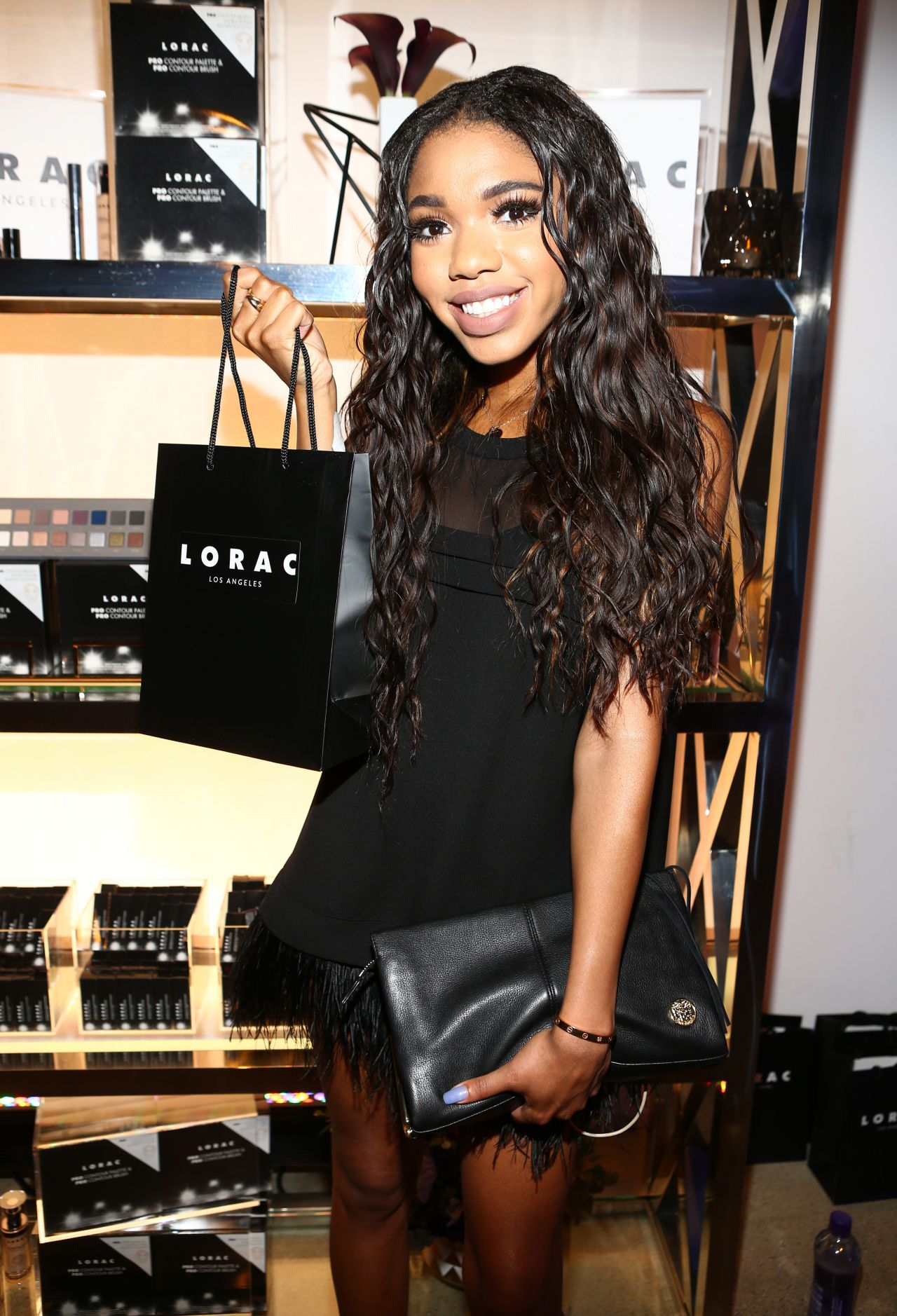 Teala Dunn  Varietys Power of Young Hollywood Event in LA 8162016