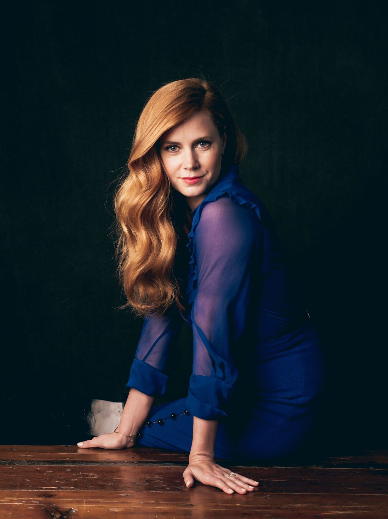 Amy Adams  Arrival Portraits for TIFF 2016