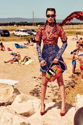 Bella Hadid - Photoshoot for Vogue Magazine Japan November 2016