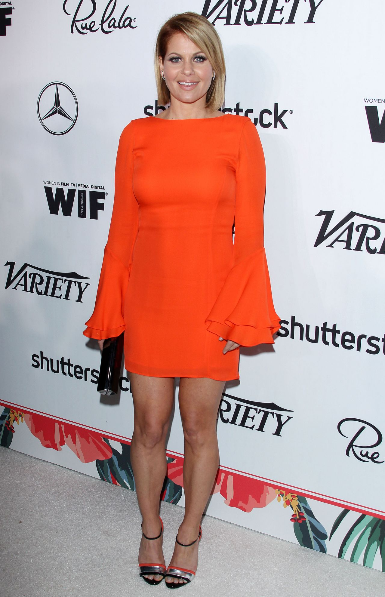 Candace Cameron Bure Variety And Women In Film Emmy