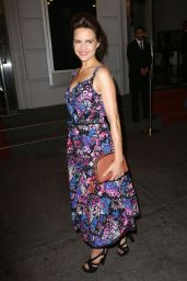Carla Gugino - Marc Jacobs Spring 2017 Fashion Show in New York City 9/15/2016