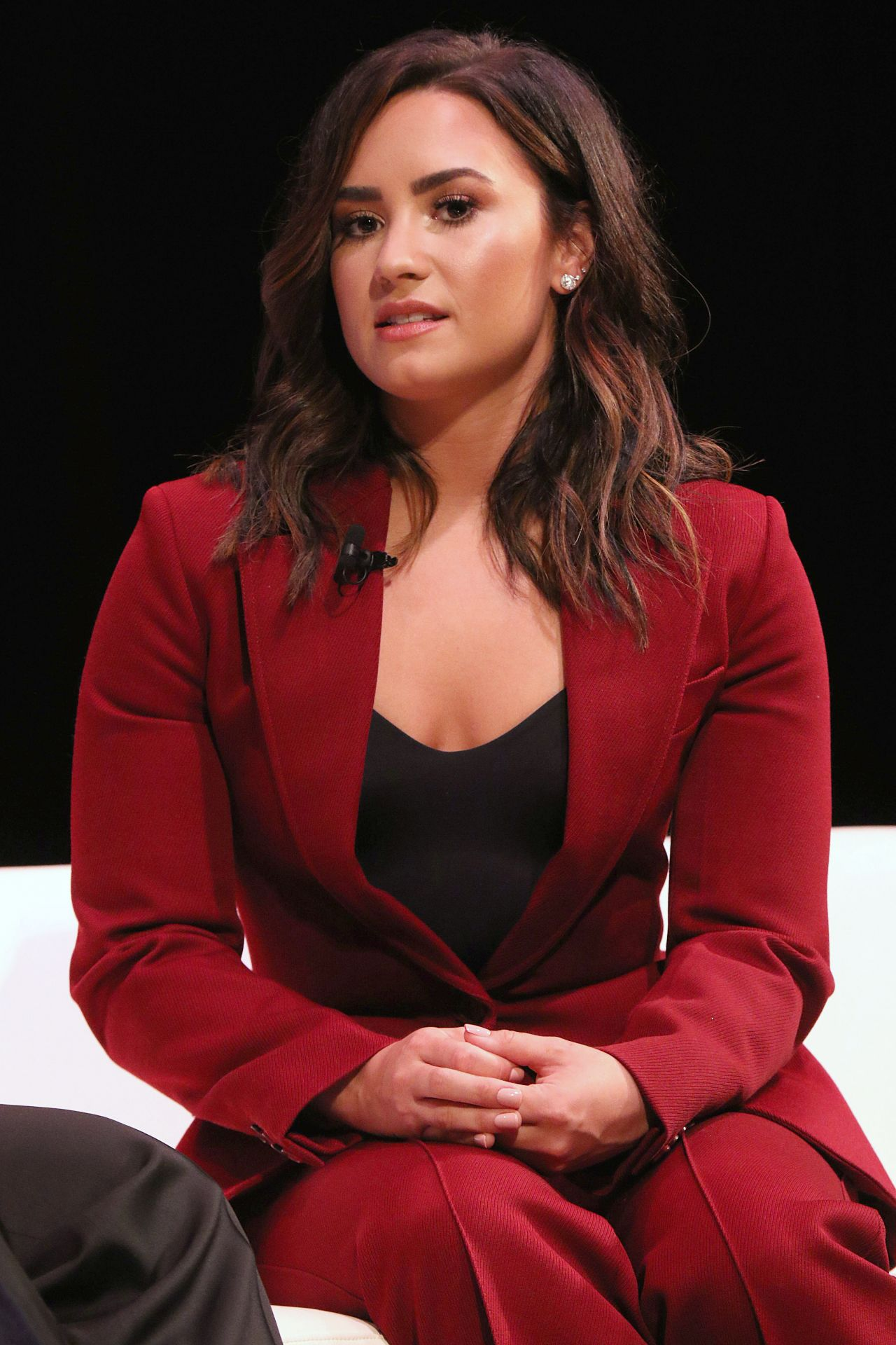 Demi Lovato  Social Good Summit at 92Y in New York 9192016