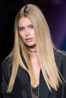 Doutzen Kroes - Versace 2017 Show In Milan September 2016