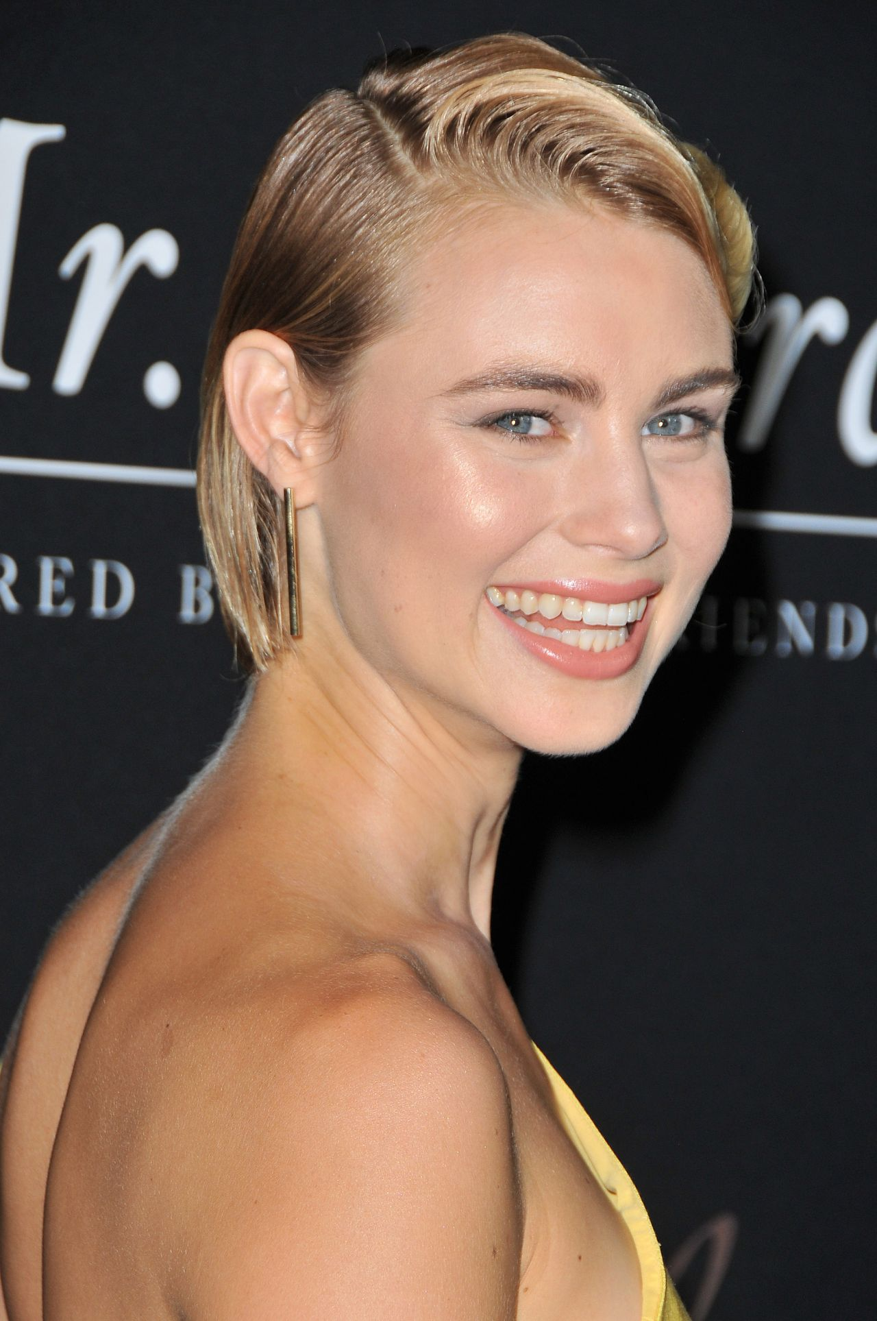 Lucy Fry  Mr Church Premiere in Los Angeles 962016
