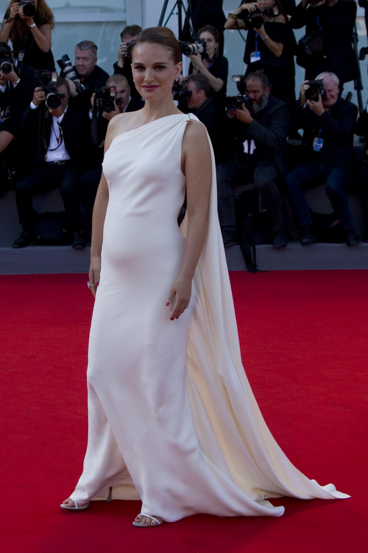 Natalie Portman  Planetarium Premiere at 73rd Venice