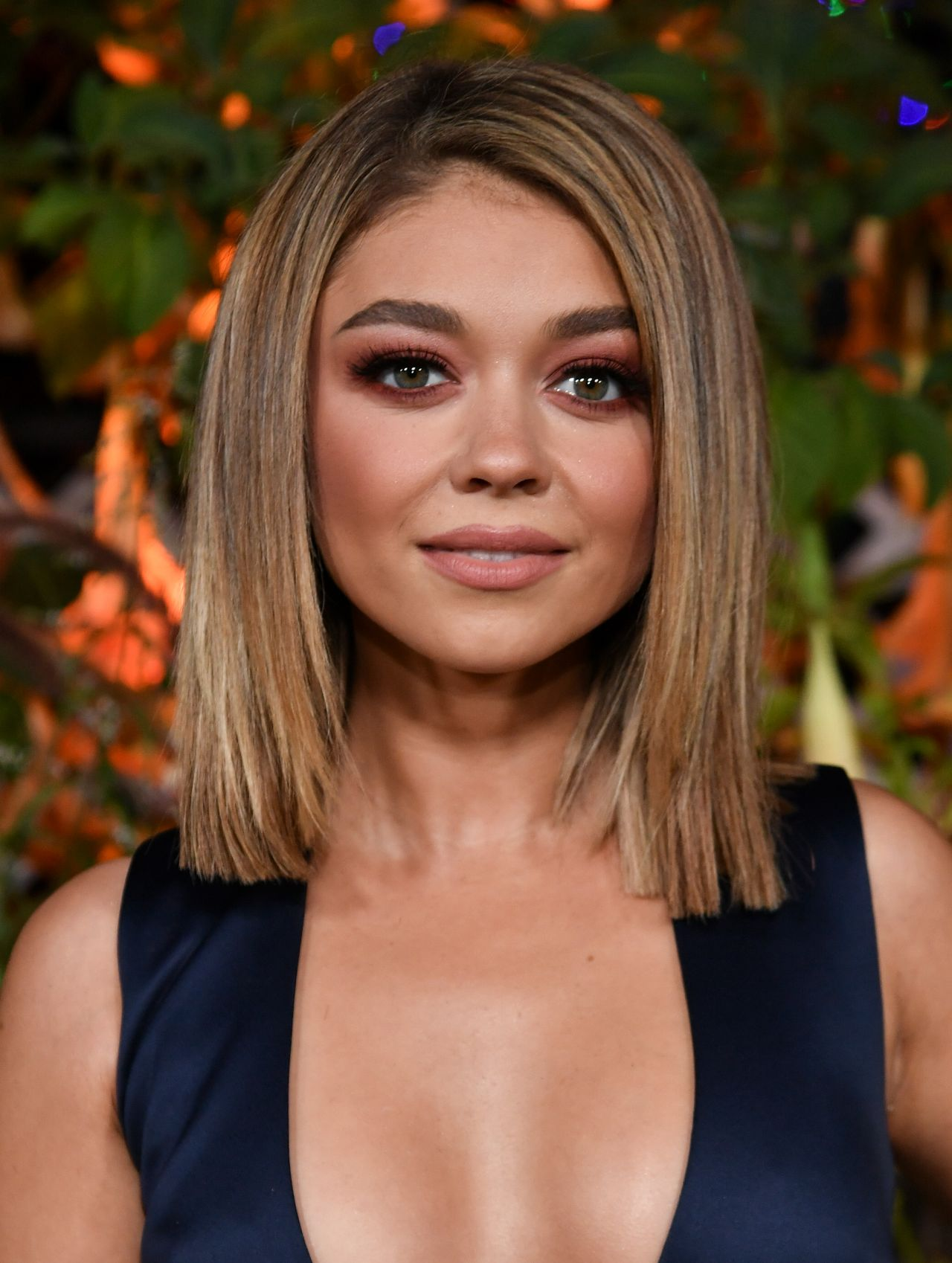 Sarah Hyland Teen Vogue Young Hollywood Party In Los