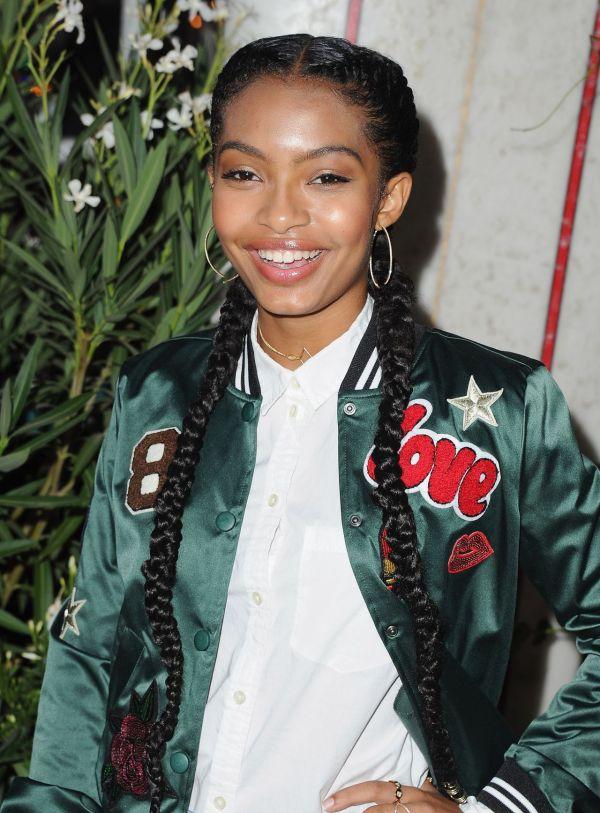 Yara Shahidi Teen Vogue