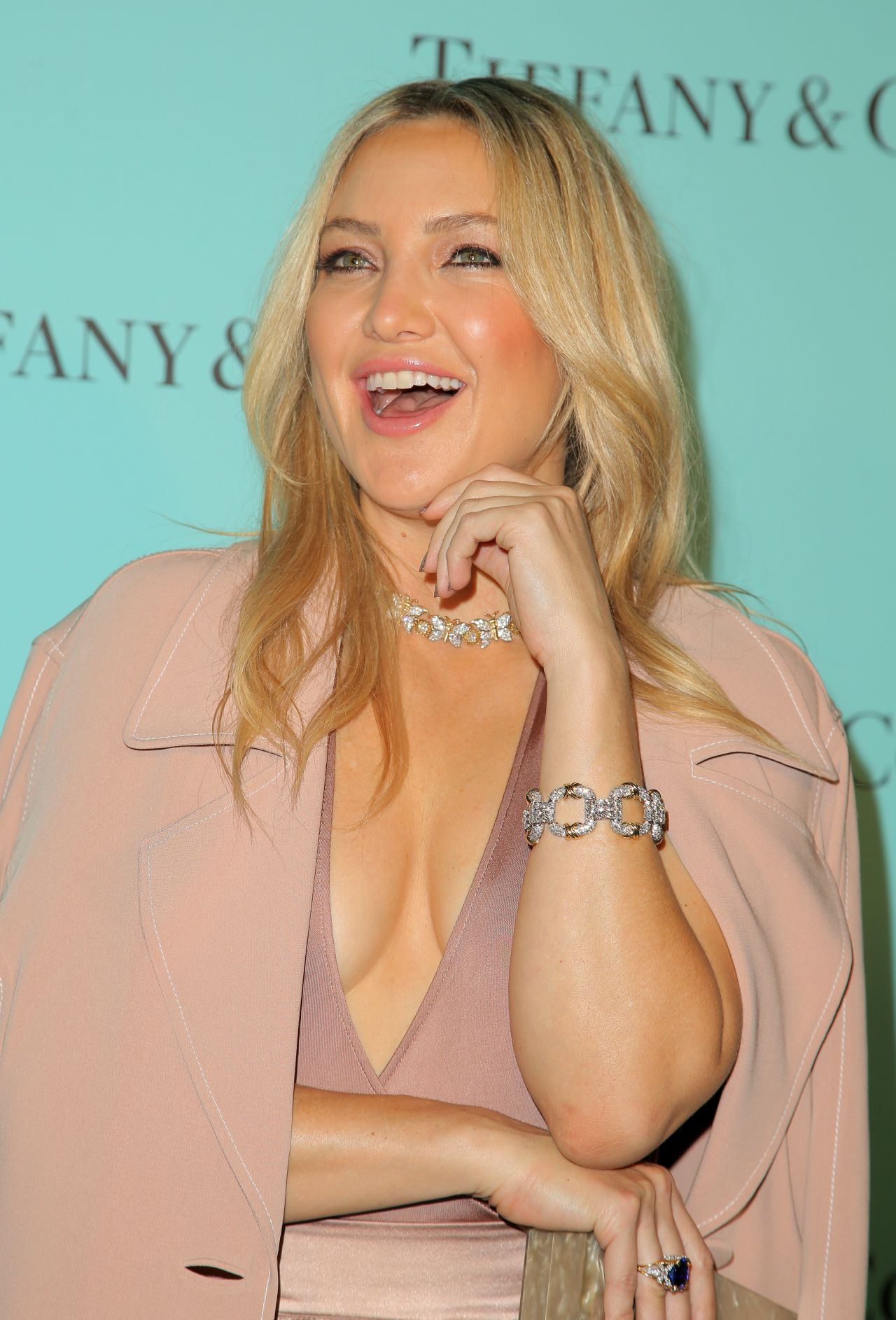 Kate Hudson  Tiffany  Co Store Renovation Unveiling in