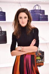 Rosanna Falconer – Giuseppe Zanotti Design Flagship Store Opening in London 10/26/2016