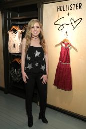 Sydney Sierota - Hollister Co. x Sydney Sierota Kickoff Event in NYC 10/27/ 2016