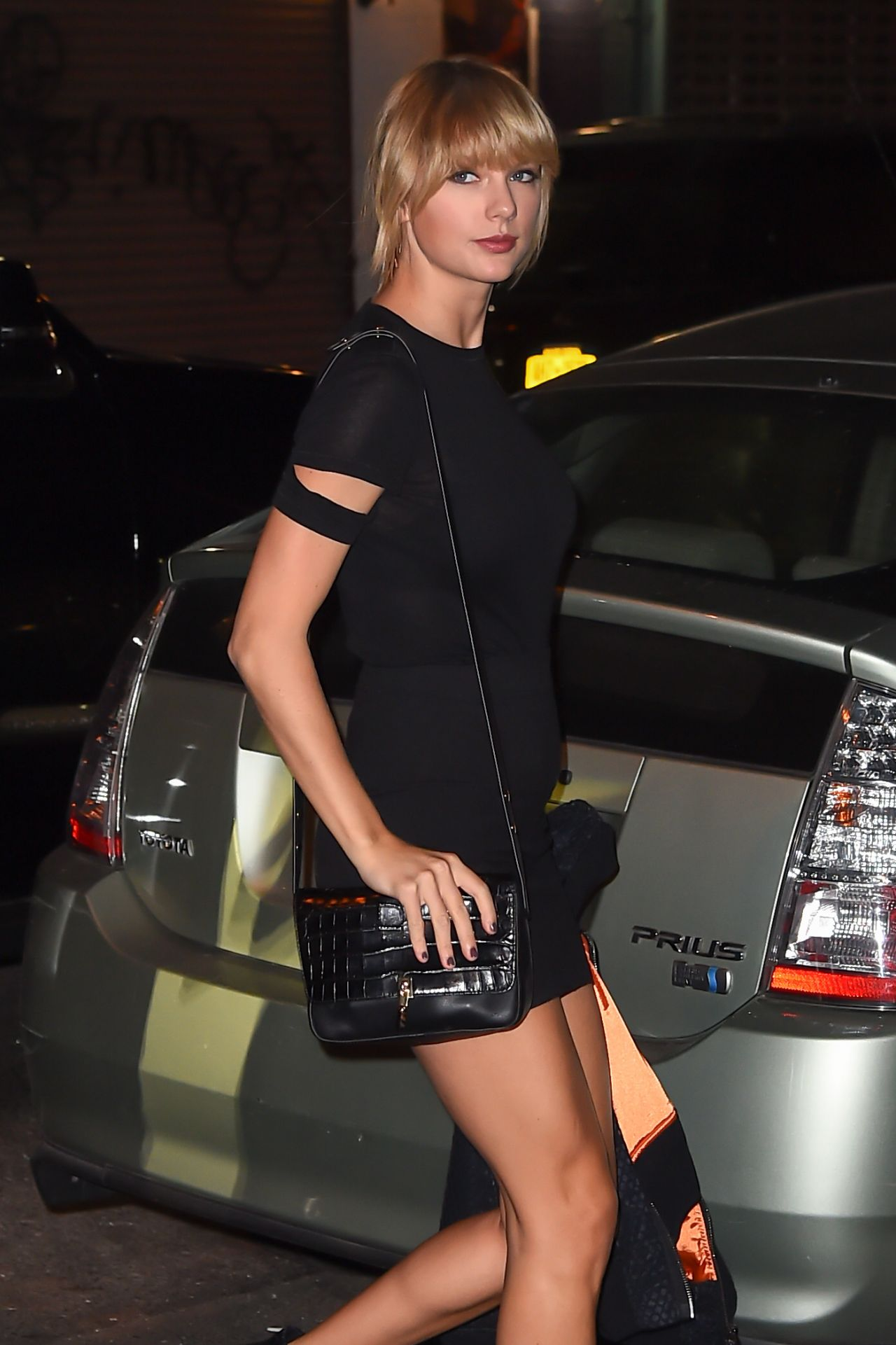 Taylor Swift Night Out Style  New York City 10122016