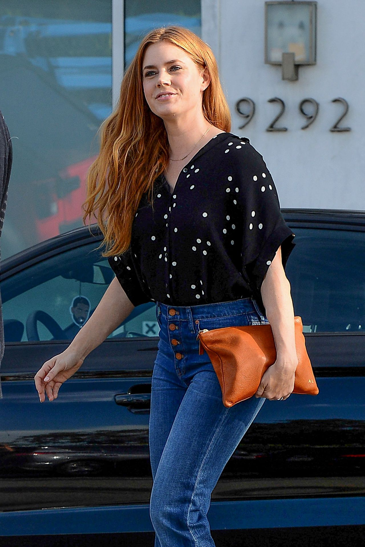 Amy Adams in Jeans  Los Angeles 1115 2016