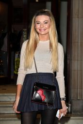 Georgia Toffolo – Boux Avenue AW16 Campaign Launch Party in London 11/09/ 2016