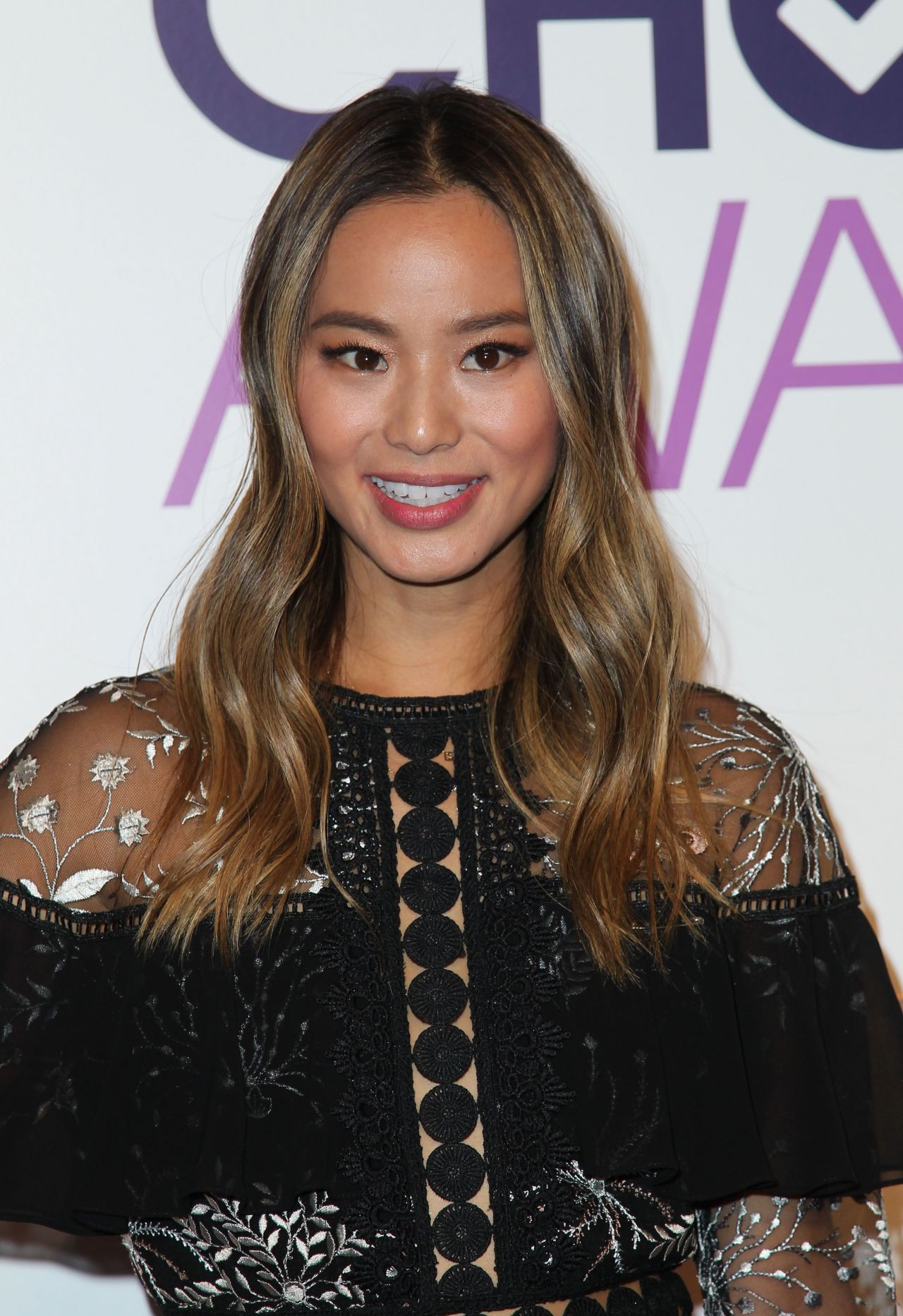 Jamie Chung  Peoples Choice Awards Nominations in Los Angeles 1115 2016