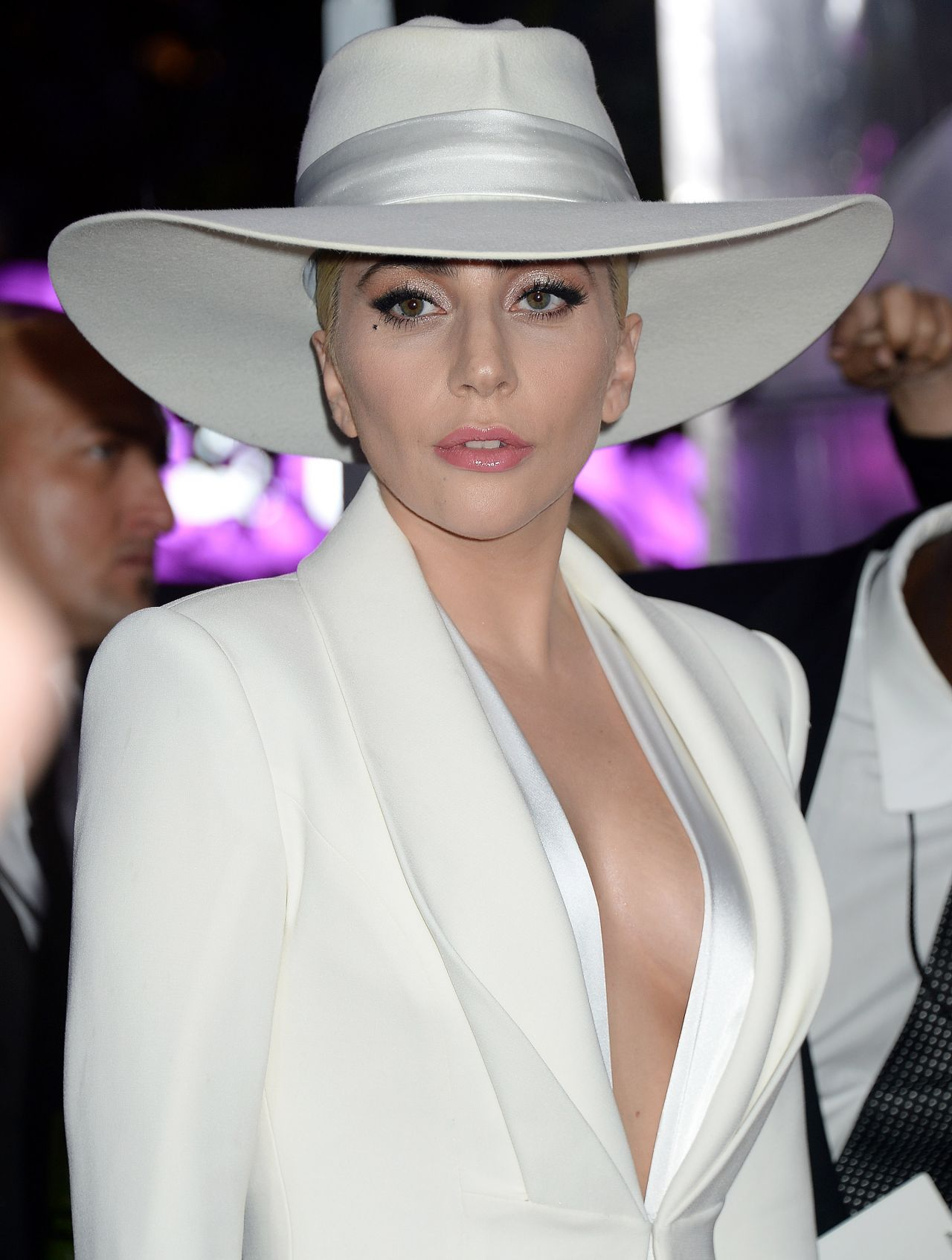 Lady Gaga  2016 American Music Awards in Los Angeles