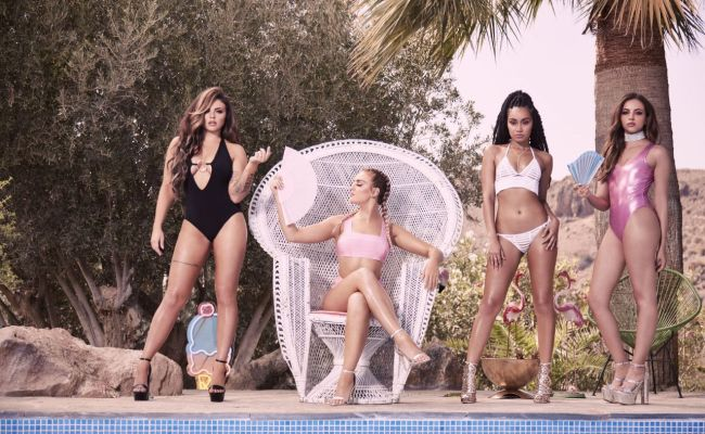 Little Mix Shout Out To My Ex Music Video Stills 2016