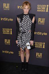 Riley Keough – HFPA & InStyle's Celebration of Golden Globe Awards Season in LA 11/10/2016