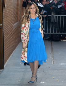 Sarah Jessica Parker Style - In York City 11 28 2016