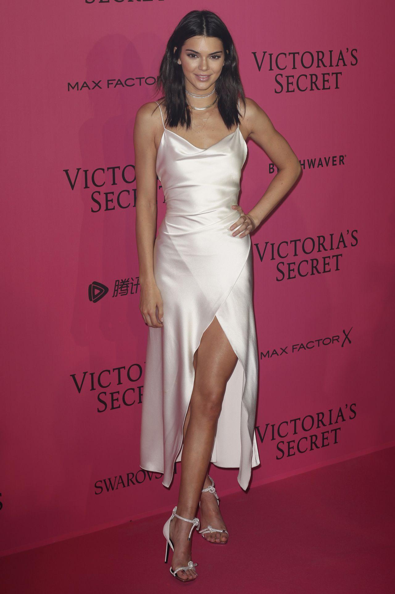 Kendall Jenner  Victorias Secret Fashion Show 2016 After Party in Paris