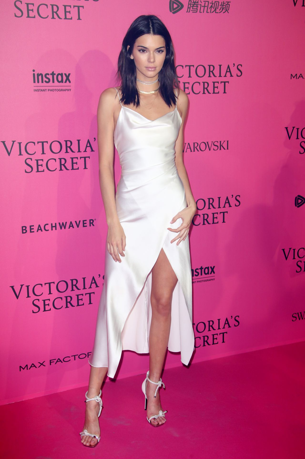 Kendall Jenner  Victorias Secret Fashion Show 2016 After