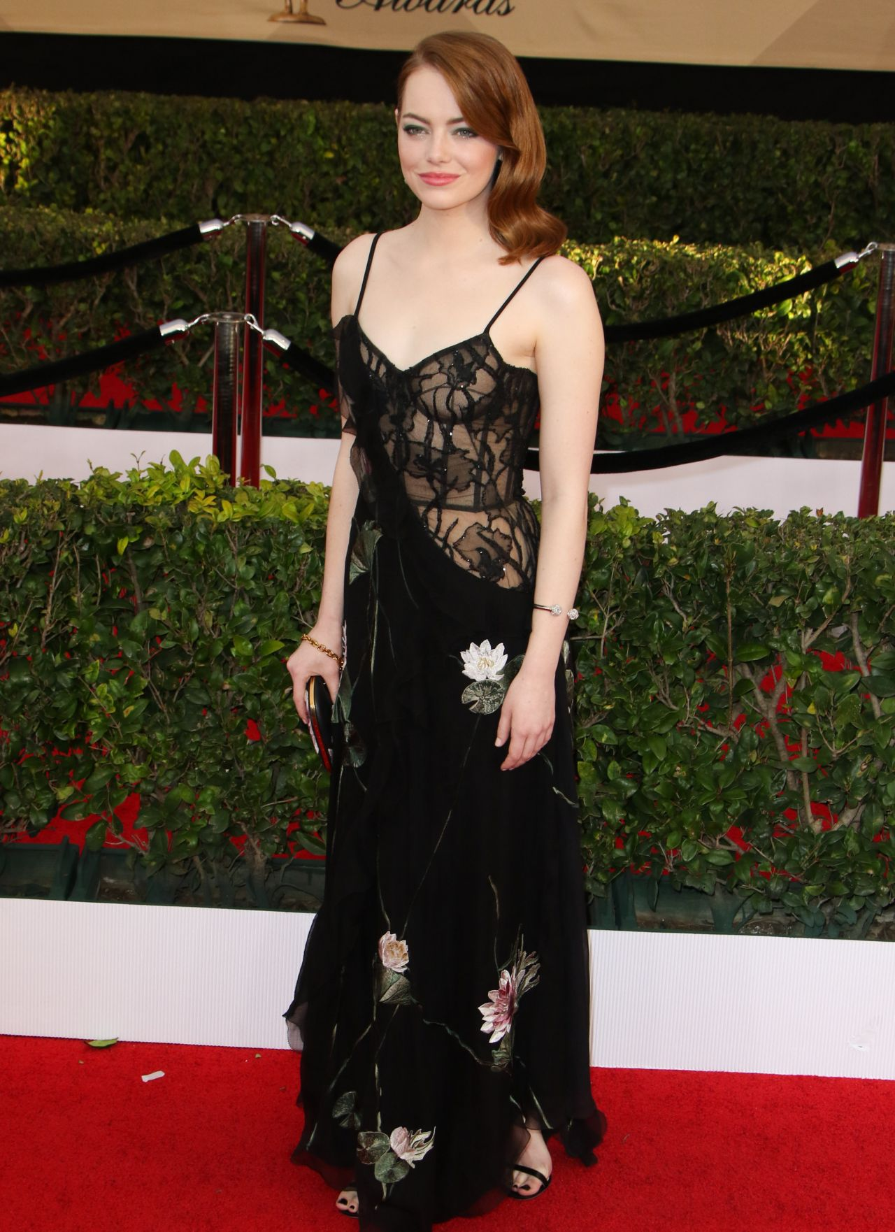 Emma Stone  SAG Awards in Los Angeles 129 2017 Part II