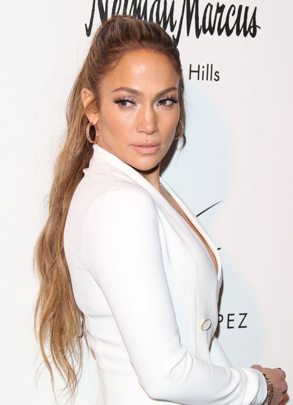 Jennifer Lopez - Shoe Capsule Collection Launch In Los Angeles 1 26 2017