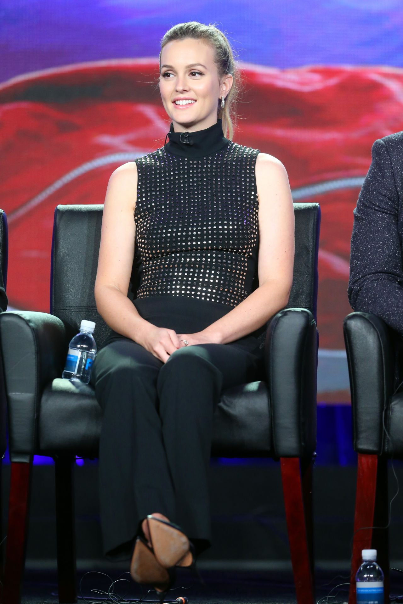 Leighton Meester  2017 Winter TCA Tour 111 2017