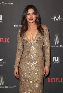 Priyanka Chopra - Weinstein Company & Netflix 2017