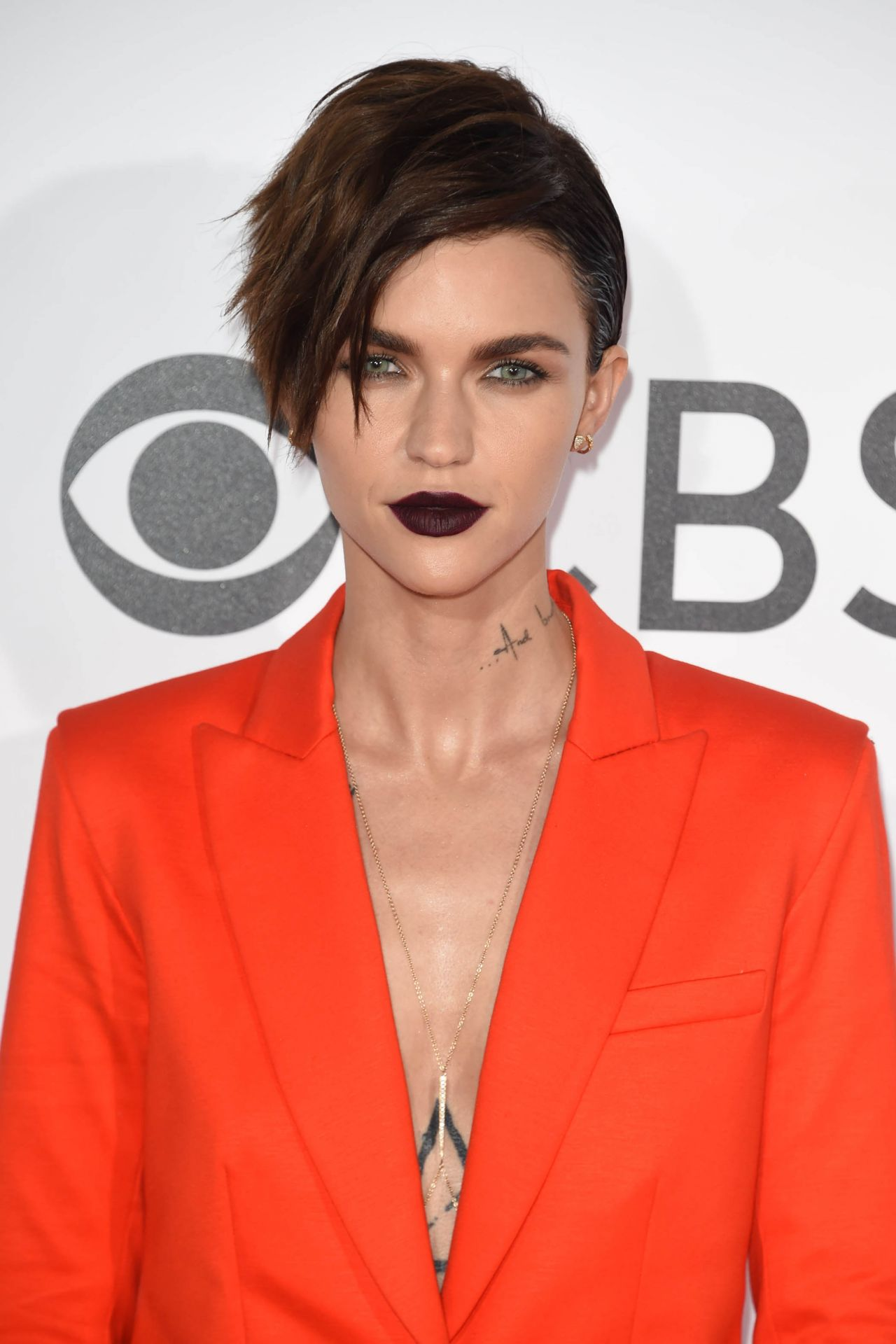 Roter Teppich Los Angeles Ruby Rose People S Choice Awards In Los Angeles 1 18 2017