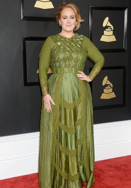Image result for adele grammy 2017