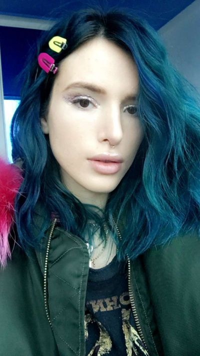 Bella Thorne - Social Media Pics 2/1/ 2017