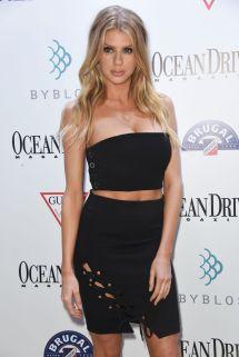 Charlotte Mckinney - Ocean Drive Magazine Celebration