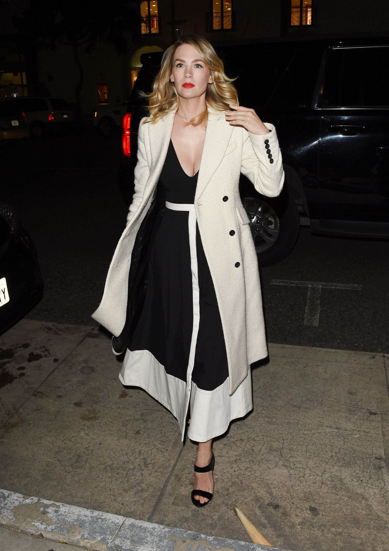 January Jones  Mad Men TV Series Book Party in LA 223 2017