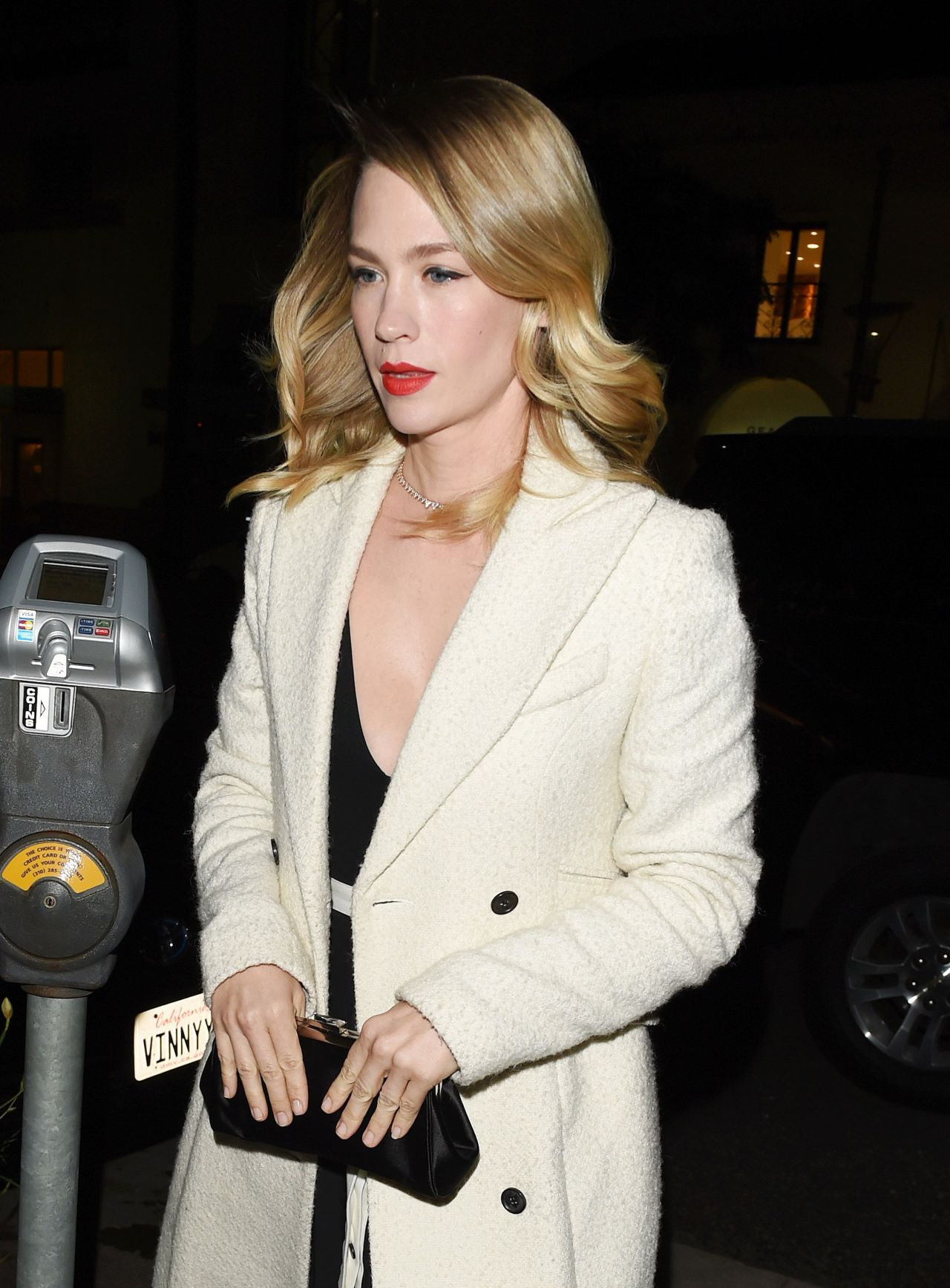 January Jones  Mad Men TV Series Book Party in LA 223
